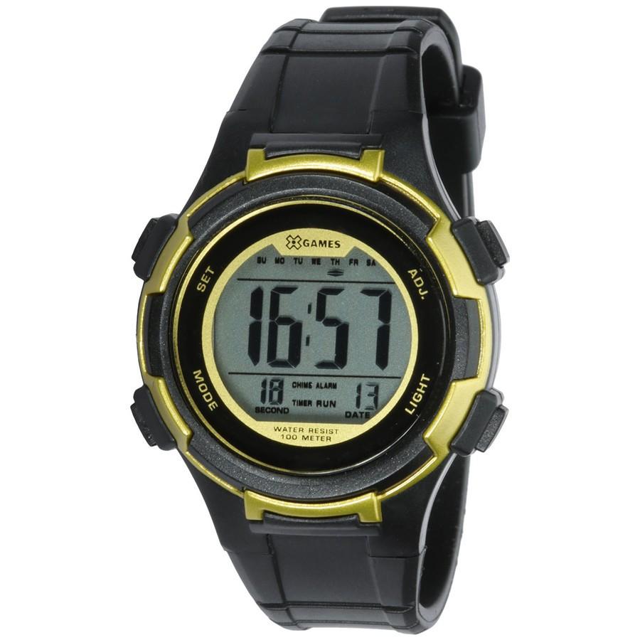 Relógio X-Games Masculino - XKPPD037 BXPX  - Dumont Online - Joias e Relógios