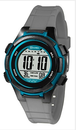 Relógio X-Games Masculino - XKPPD039 BXGX  - Dumont Online - Joias e Relógios