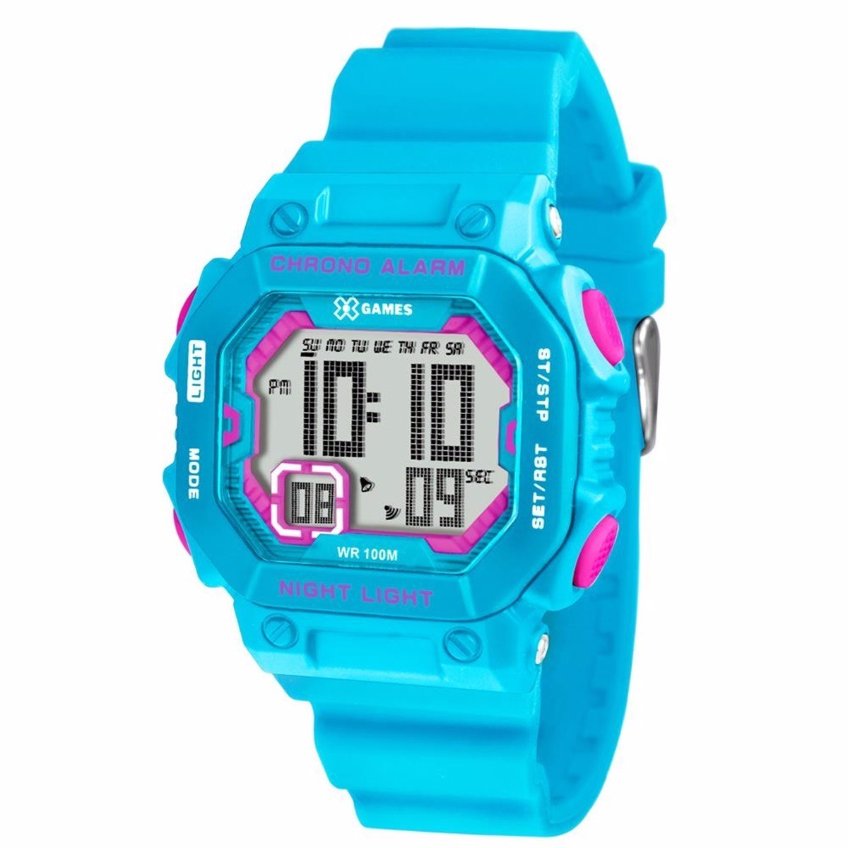 Relógio X-Games Feminino - XKPPD040 BXAX  - Dumont Online - Joias e Relógios