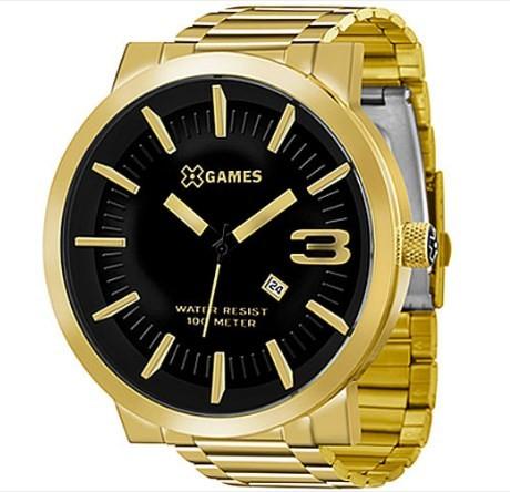 Relógio X-Games Masculino - XMGS1007 P2KX  - Dumont Online - Joias e Relógios