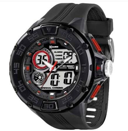 Relógio X-Games Masculino - XMPPA118 BXPX  - Dumont Online - Joias e Relógios