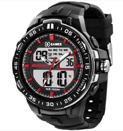 Relógio X-Games Masculino - XMPPA175 BXPX  - Dumont Online - Joias e Relógios