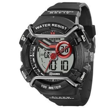 Relógio X-Games Masculino - XMPPA177 BXPX  - Dumont Online - Joias e Relógios
