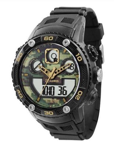 Relógio X-Games Masculino - XMPPA181 BXPX  - Dumont Online - Joias e Relógios
