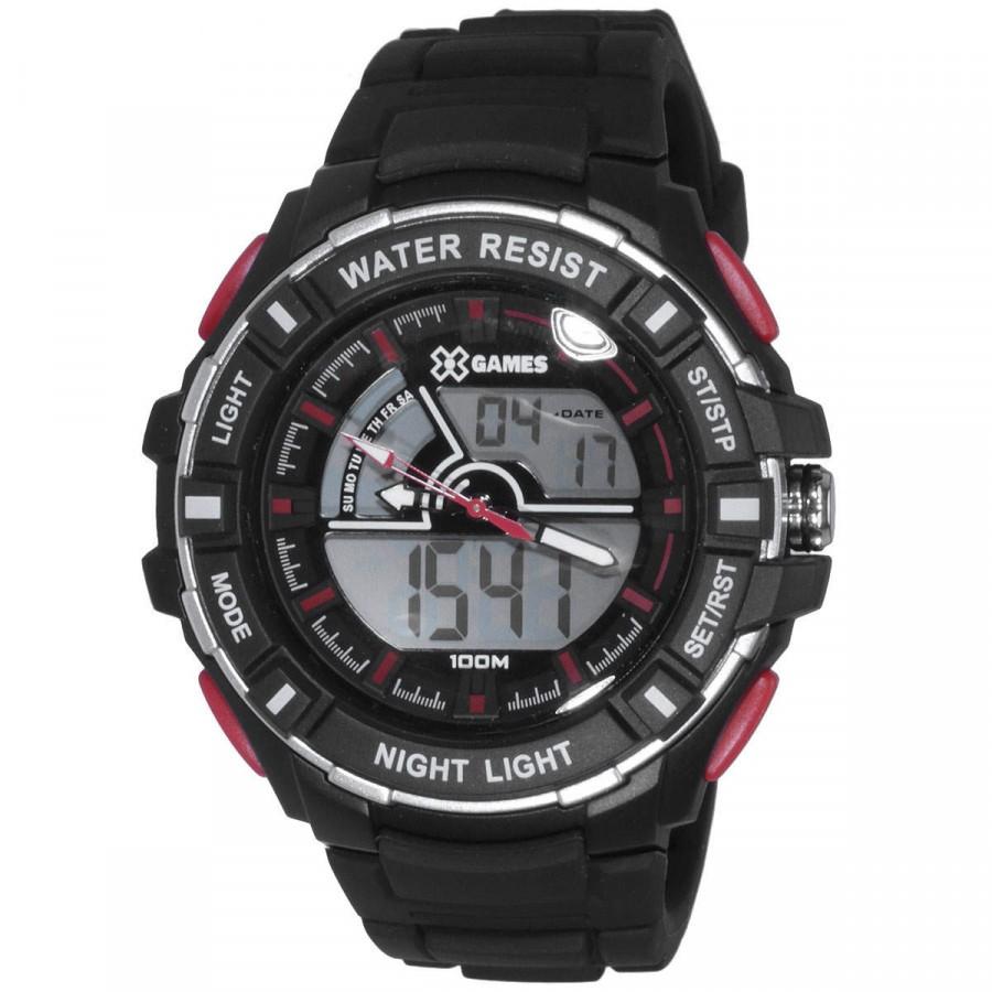Relógio X-Games Masculino - XMPPA189 BXPX  - Dumont Online - Joias e Relógios