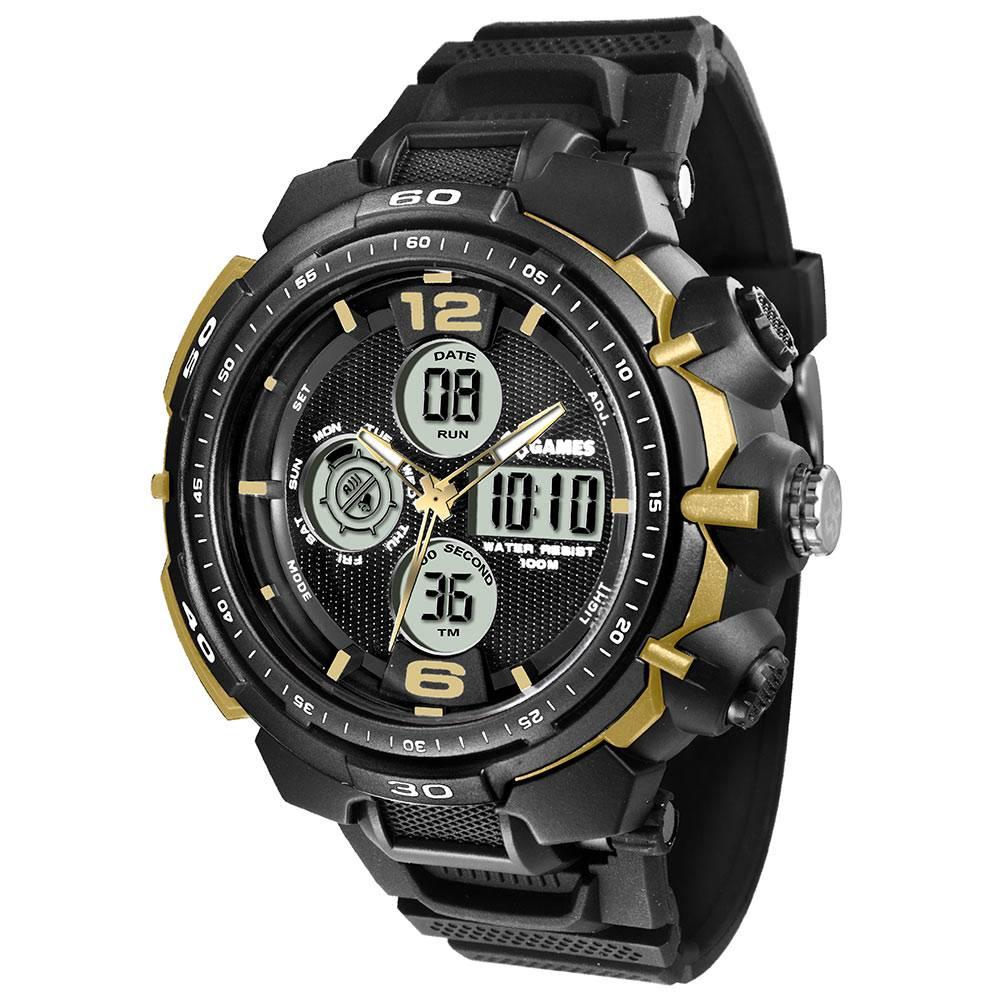 Relógio X-Games Masculino - XMPPA212 BXPX  - Dumont Online - Joias e Relógios