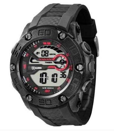 Relógio X-Games Masculino - XMPPD264 BXPX  - Dumont Online - Joias e Relógios