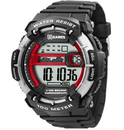 Relógio X-Games Masculino - XMPPD273 BXPX  - Dumont Online - Joias e Relógios