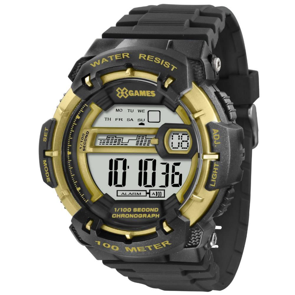 Relógio X-Games Masculino - XMPPD276 BXPX  - Dumont Online - Joias e Relógios