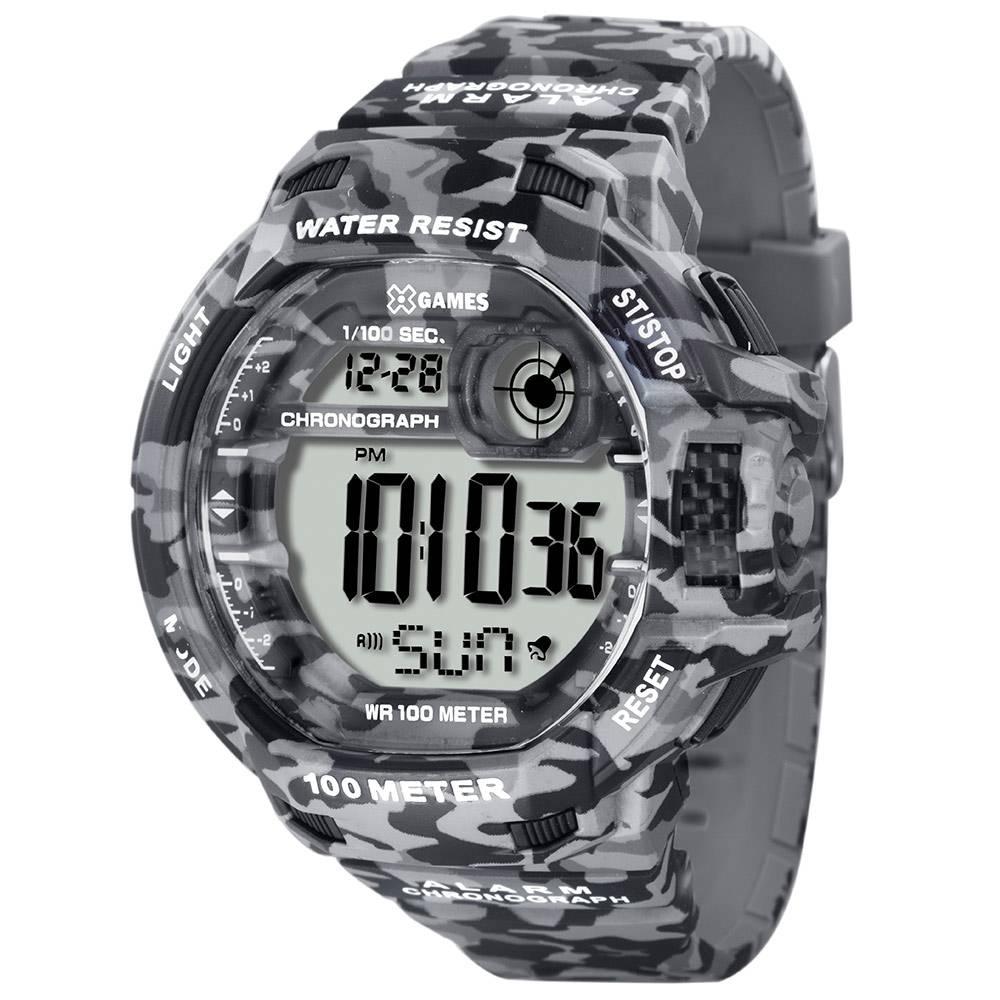 Relógio X-Games Masculino - XMPPD288 BXGP  - Dumont Online - Joias e Relógios