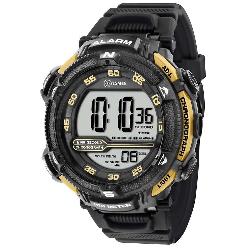 Relógio X-Games Masculino - XMPPD316 BXPX  - Dumont Online - Joias e Relógios