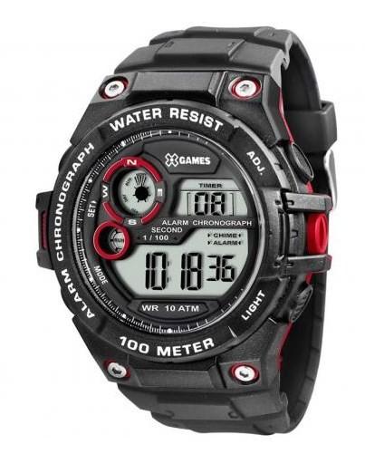 Relógio X-Games Masculino - XMPPD319 BXPX  - Dumont Online - Joias e Relógios