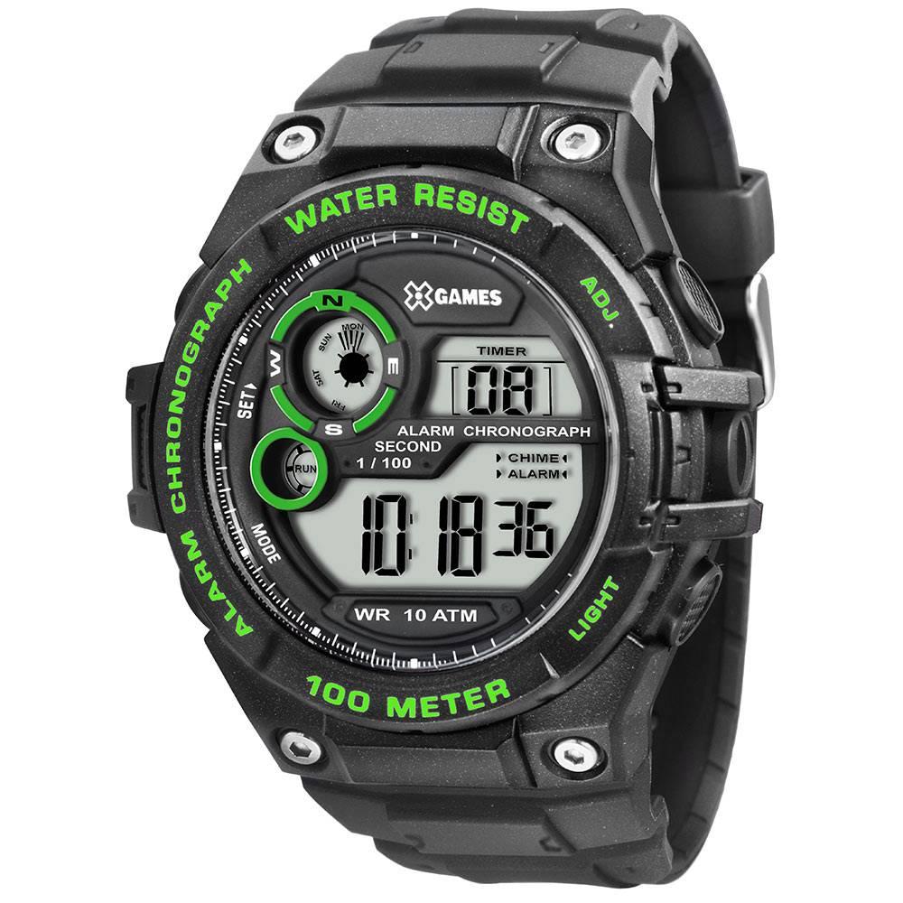 Relógio X-Games Masculino - XMPPD320 BXPX  - Dumont Online - Joias e Relógios