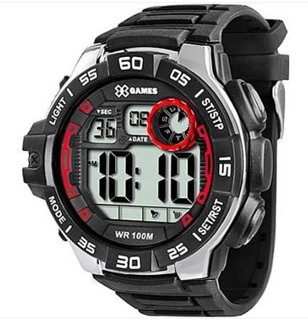 Relógio X-Games Masculino - XMPPD327 BXPX  - Dumont Online - Joias e Relógios