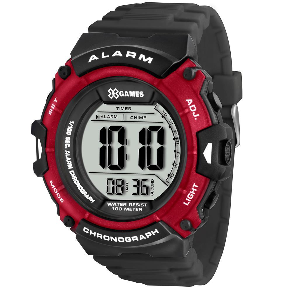 Relógio X-Games Masculino - XMPPD330 BXPX  - Dumont Online - Joias e Relógios