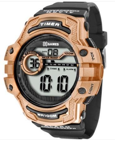 Relógio X-Games Masculino - XMPPD340 BXPX  - Dumont Online - Joias e Relógios