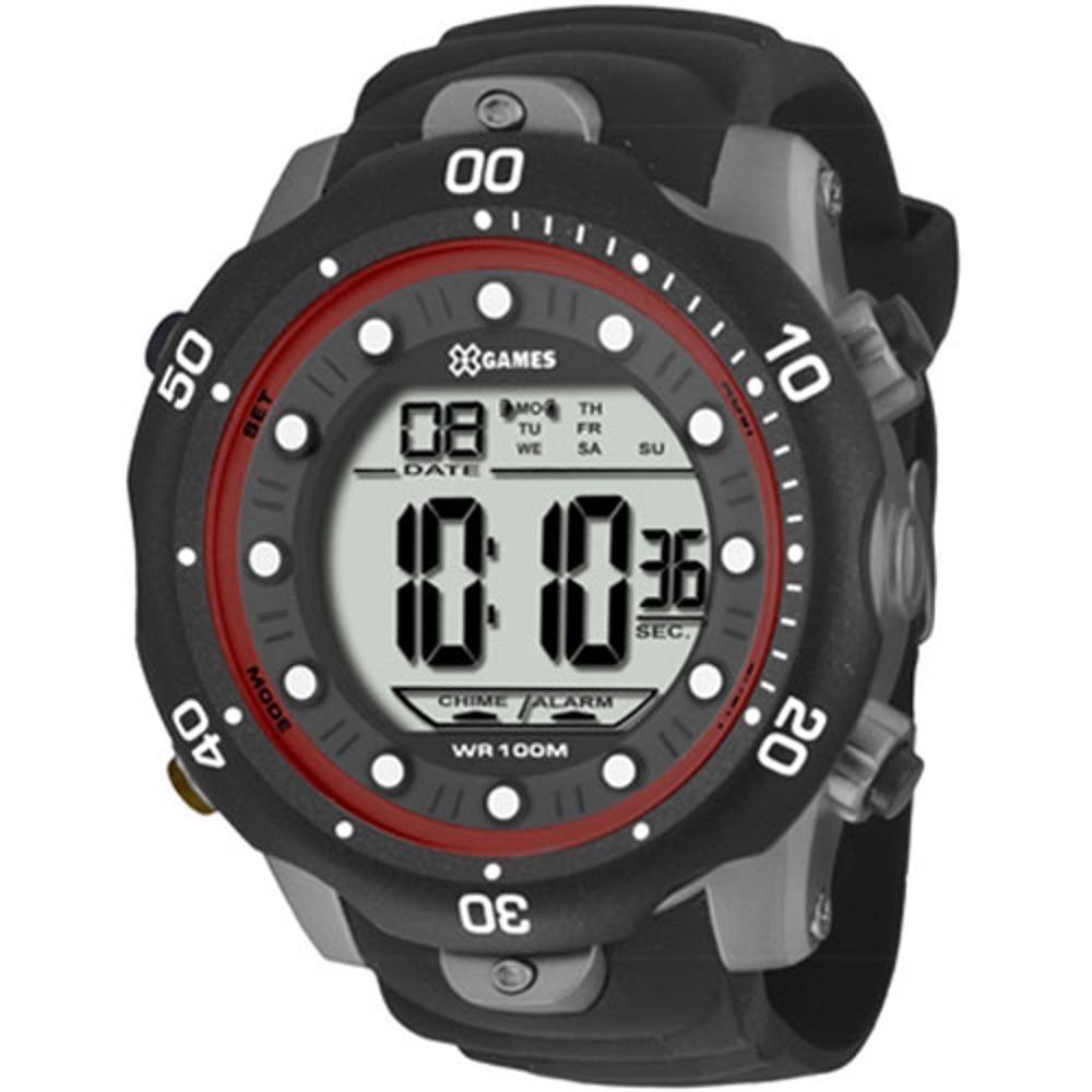 Relógio X-Games Masculino - XMPPD355 BXPX  - Dumont Online - Joias e Relógios