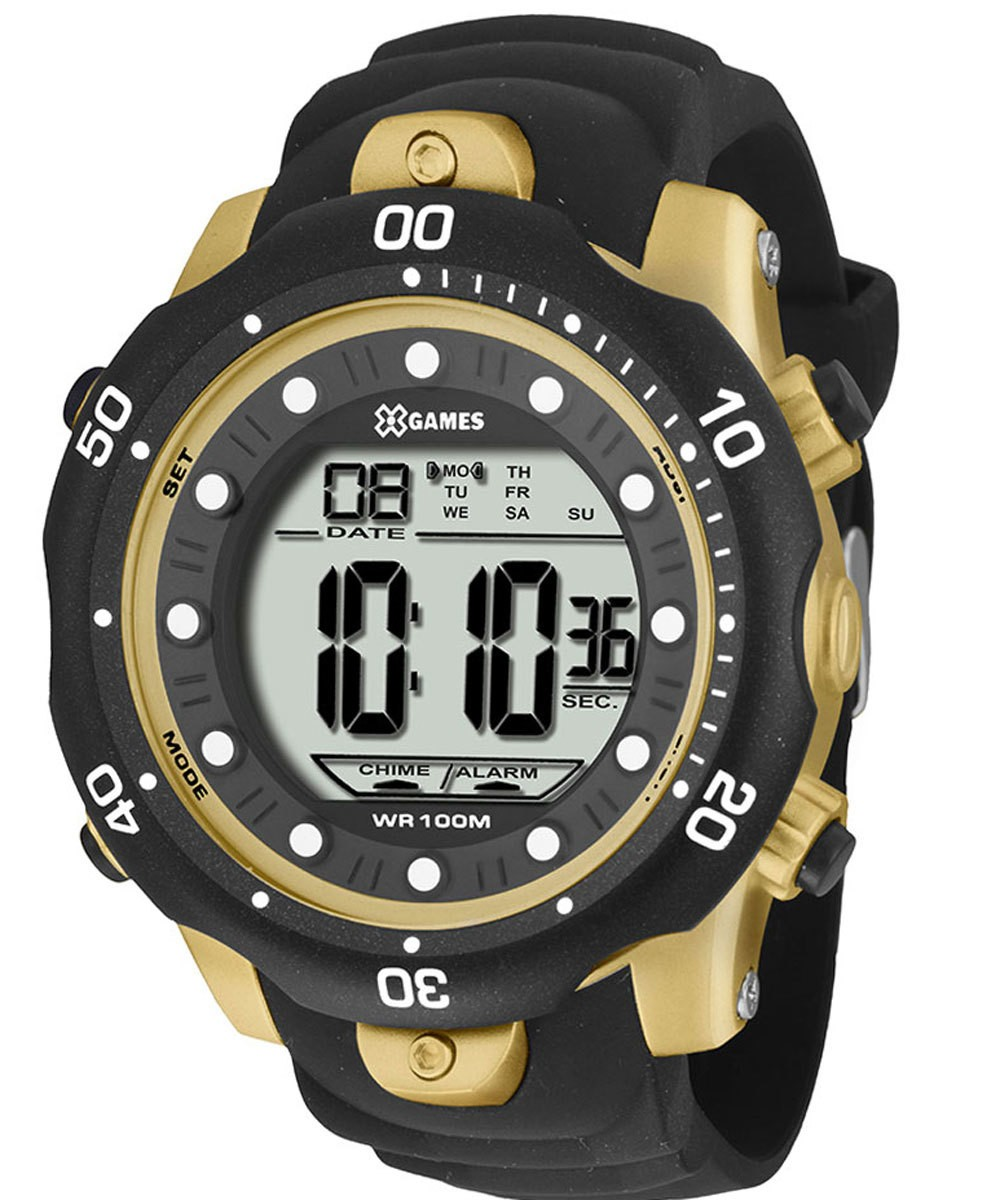 Relógio X-Games Masculino - XMPPD356 BXPX  - Dumont Online - Joias e Relógios