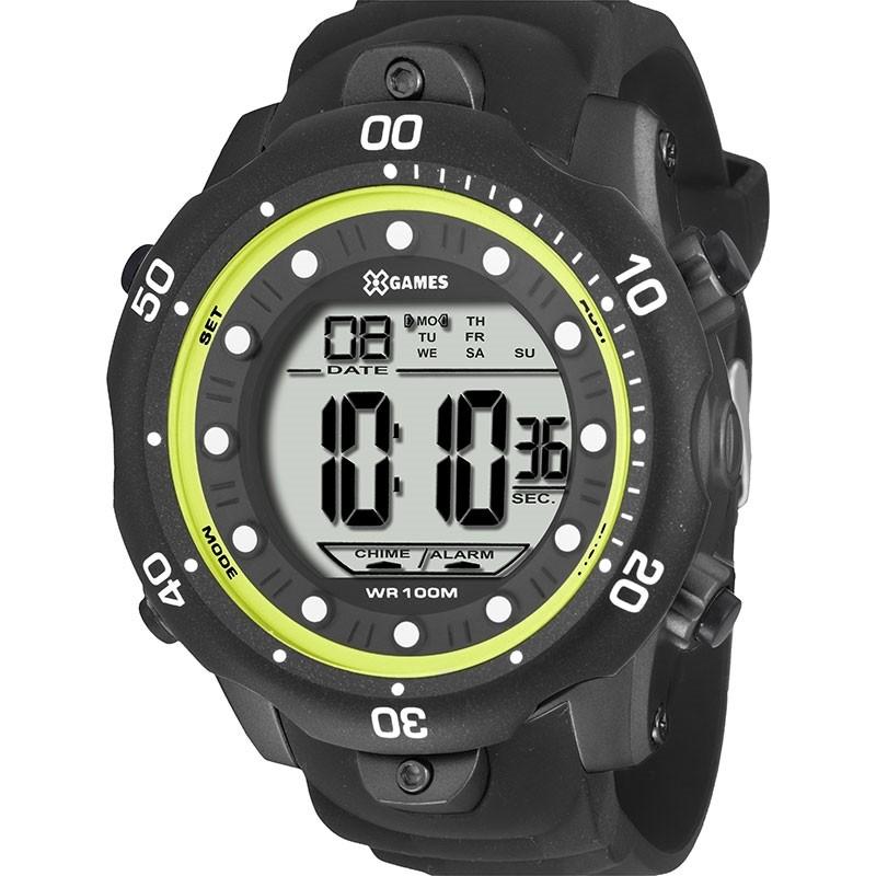 Relógio X-Games Masculino - XMPPD357 BXPX  - Dumont Online - Joias e Relógios