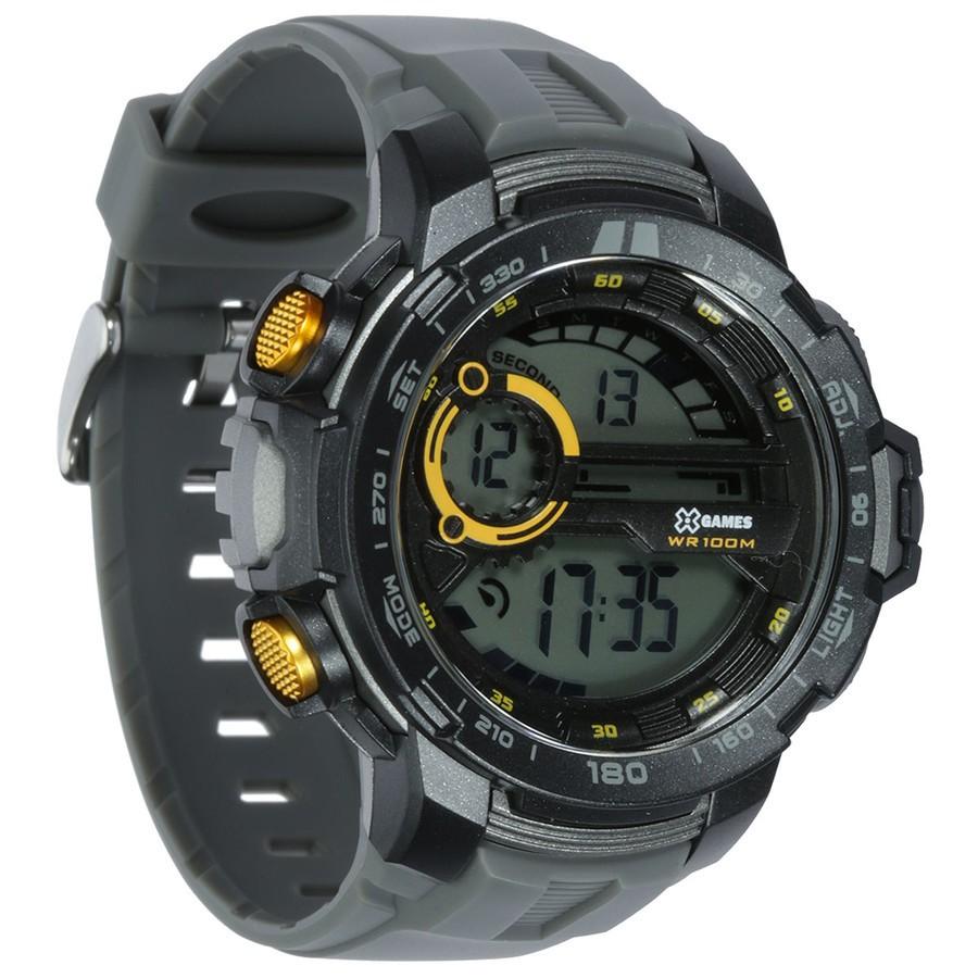 Relógio X-Games Masculino - XMPPD374 BXGX  - Dumont Online - Joias e Relógios