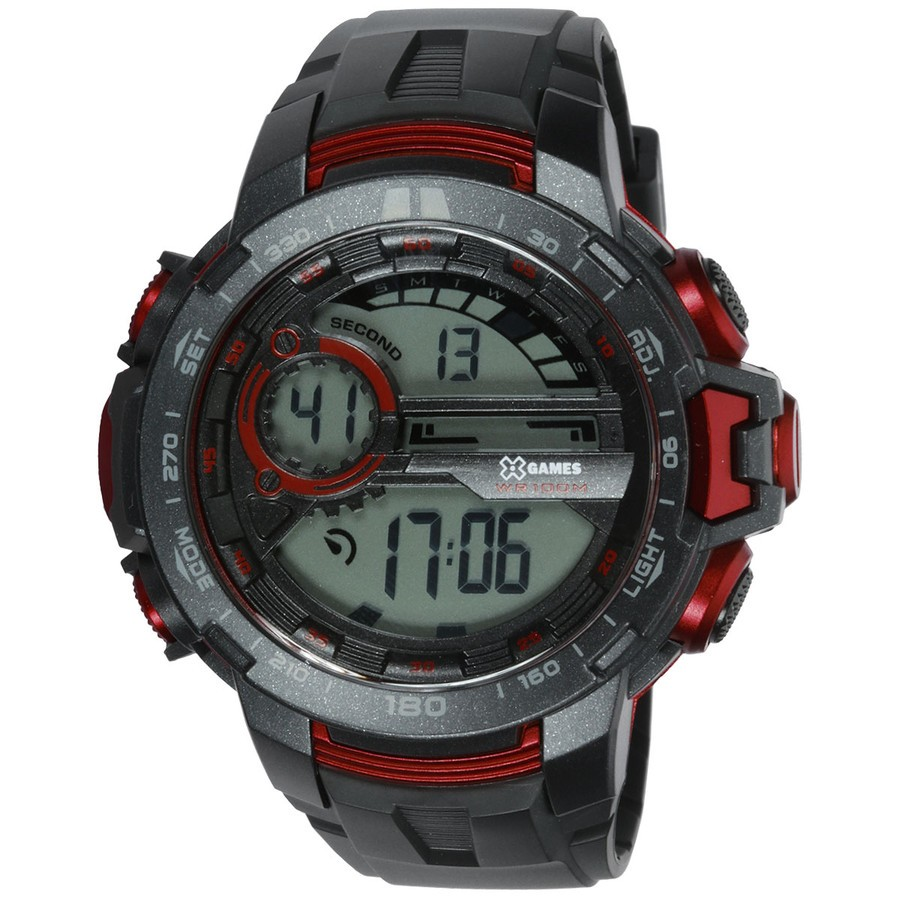 Relógio X-Games Masculino - XMPPD376 BXPX  - Dumont Online - Joias e Relógios