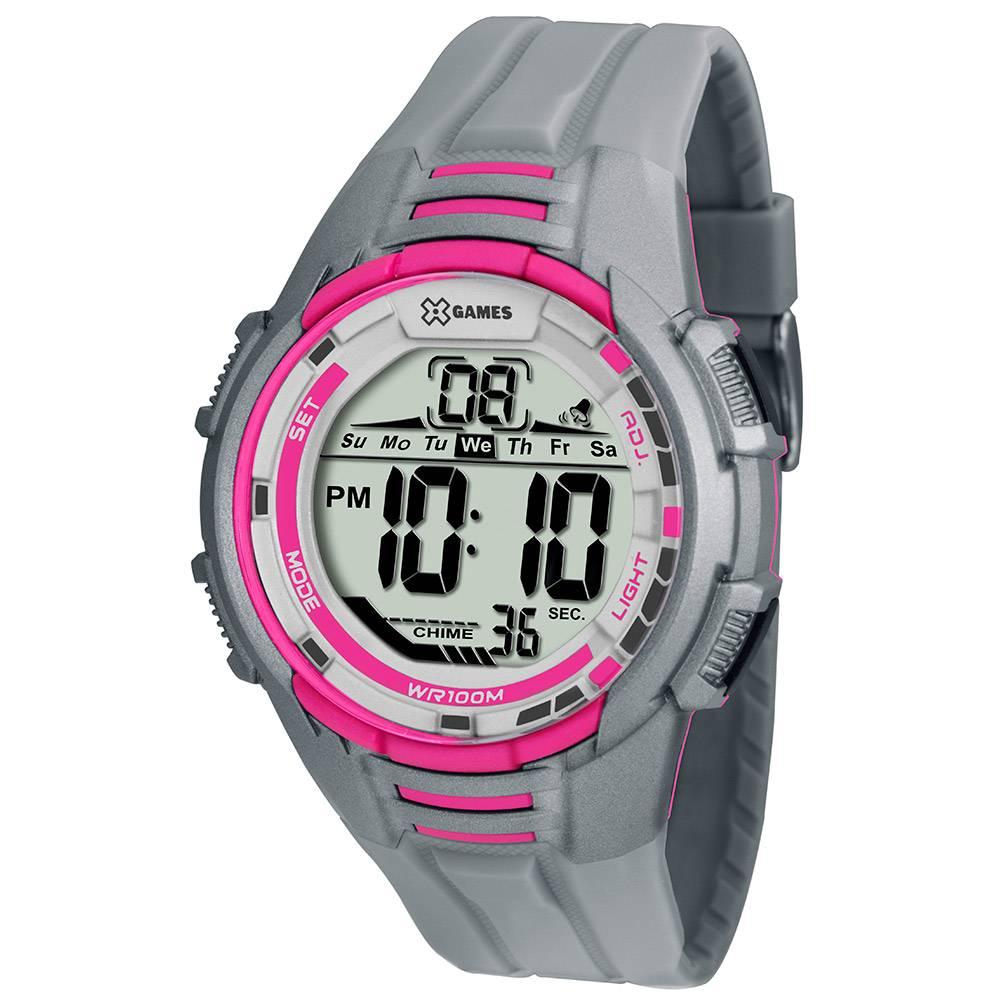 Relógio X-Games Feminino - XMPPD380 BXGX  - Dumont Online - Joias e Relógios