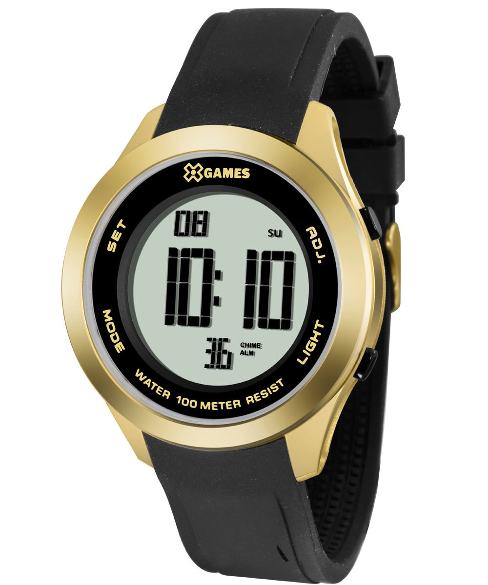 Relógio X-Games Feminino - XMPPD389 BXPX  - Dumont Online - Joias e Relógios
