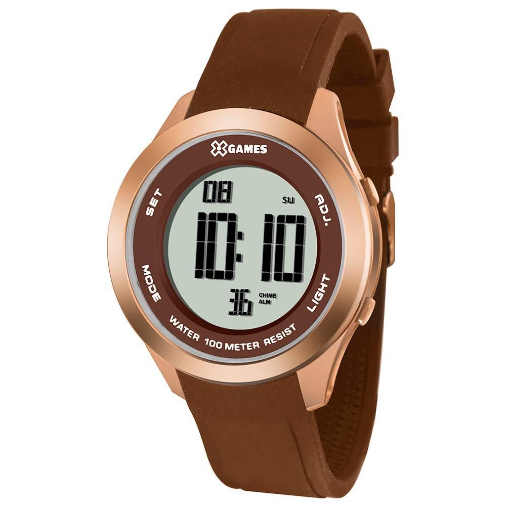 Relógio X-Games Feminino - XMPPD390 BXMX  - Dumont Online - Joias e Relógios