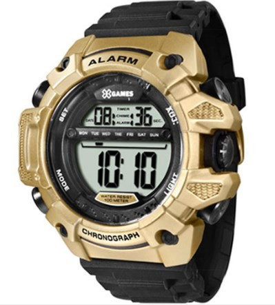 Relógio X-Games Masculino - XMPPD399 BXPX  - Dumont Online - Joias e Relógios