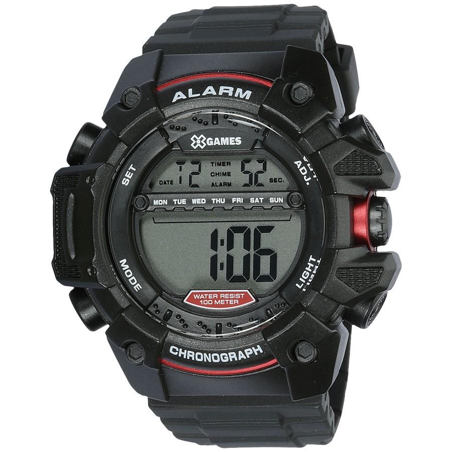 Relógio X-Games Masculino - XMPPD400 BXPX  - Dumont Online - Joias e Relógios