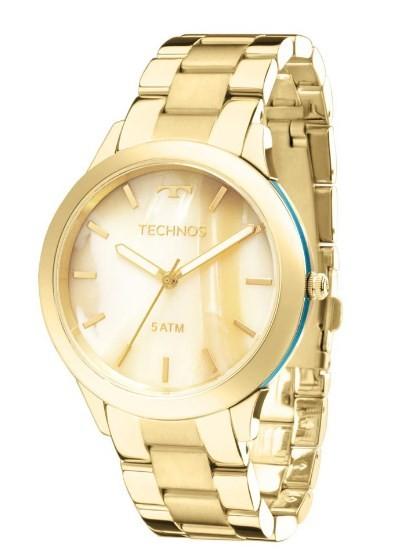 Relógio Technos Feminino - Y121E5DF/4X  - Dumont Online - Joias e Relógios