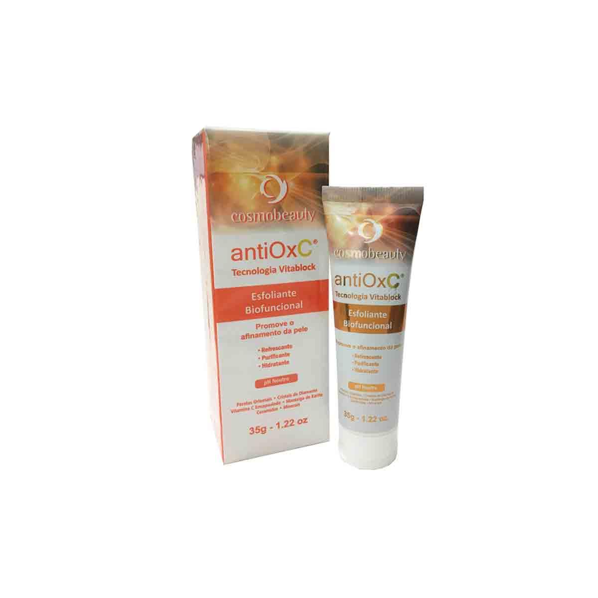 Antiox C Esfoliante Biofuncional  35g