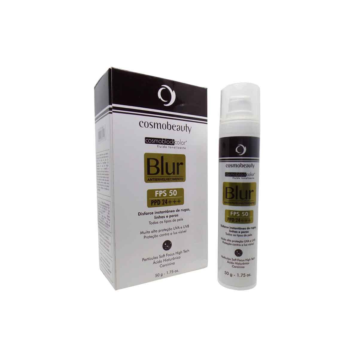 Blur Antienvelhecimento FPS 50 - 50g