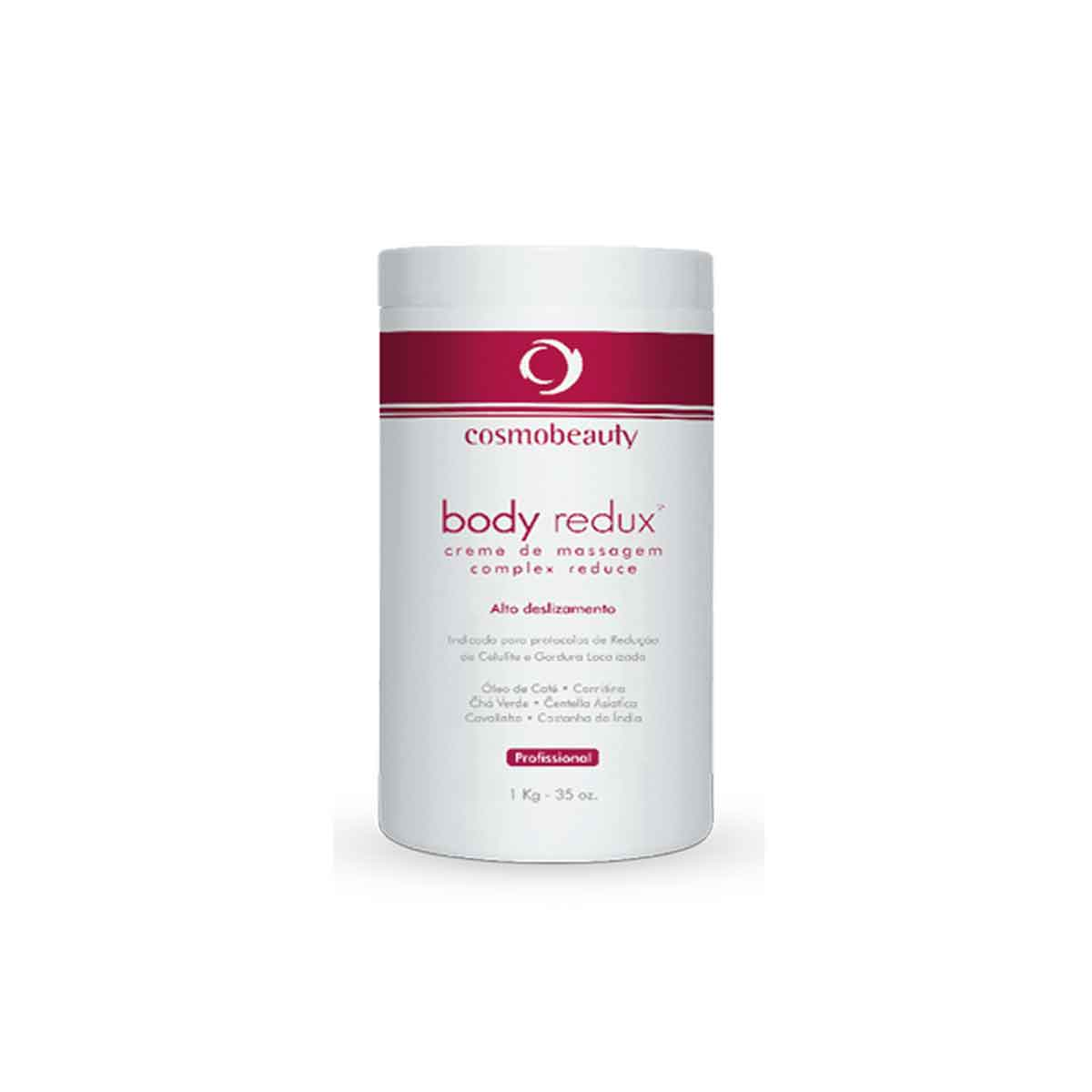 Creme de Massagem Body Redux Complex Reduce - 1kg