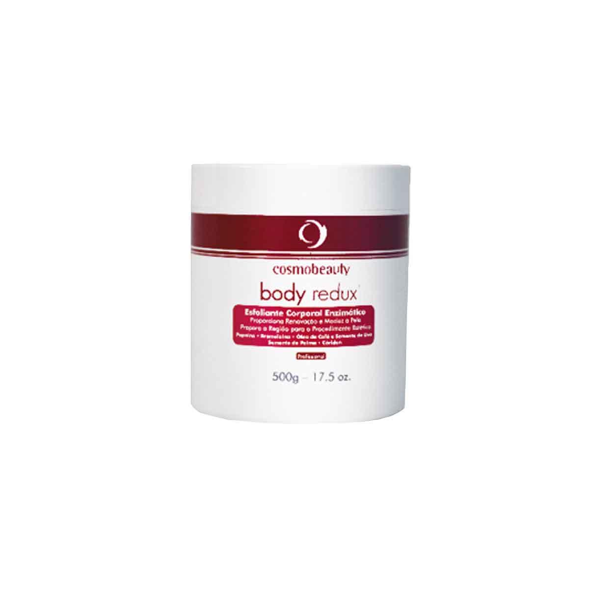 Esfoliante Corporal Enzimático Body Redux - 500g
