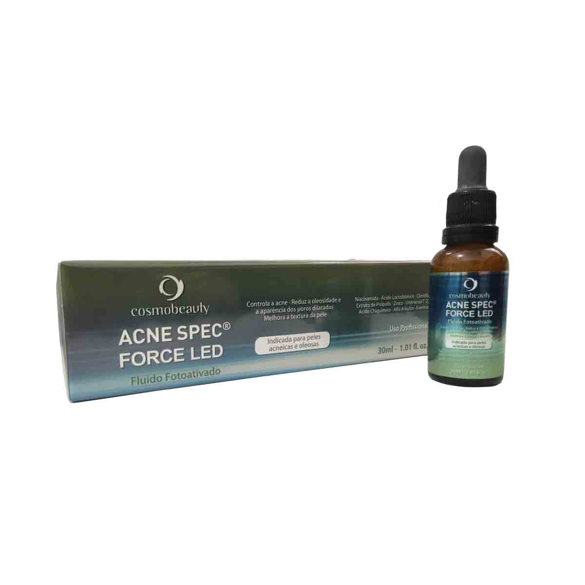 Fluido Fotoativado Force Led - 30ml