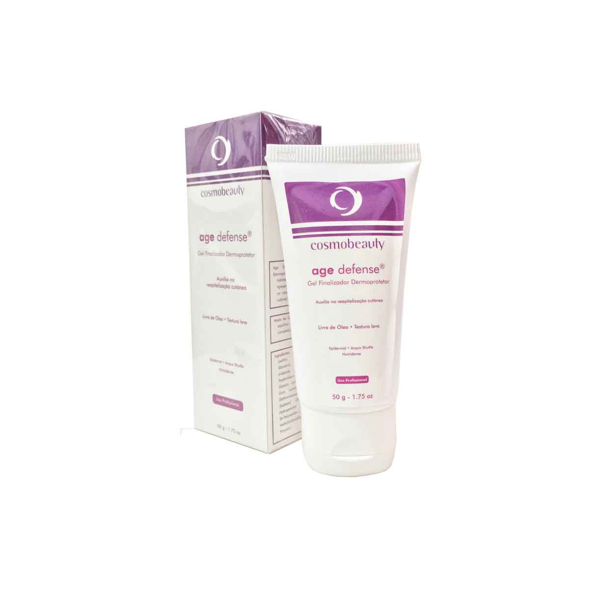 Gel Finalizador Age Defense - 50g