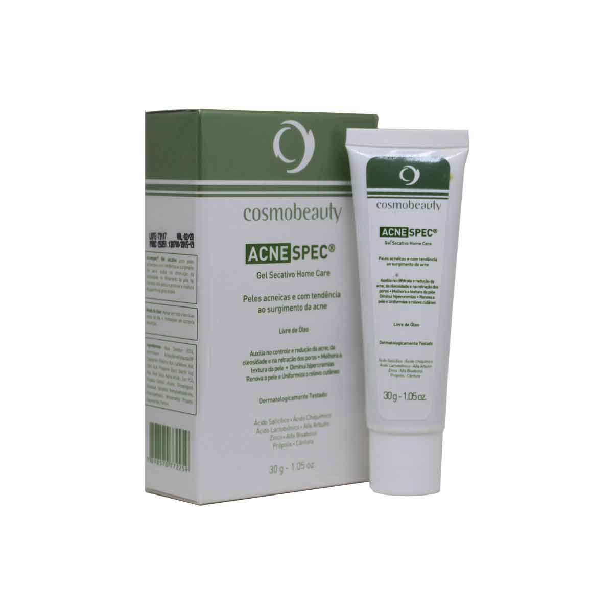 Gel Secativo Acne Spec - 30g