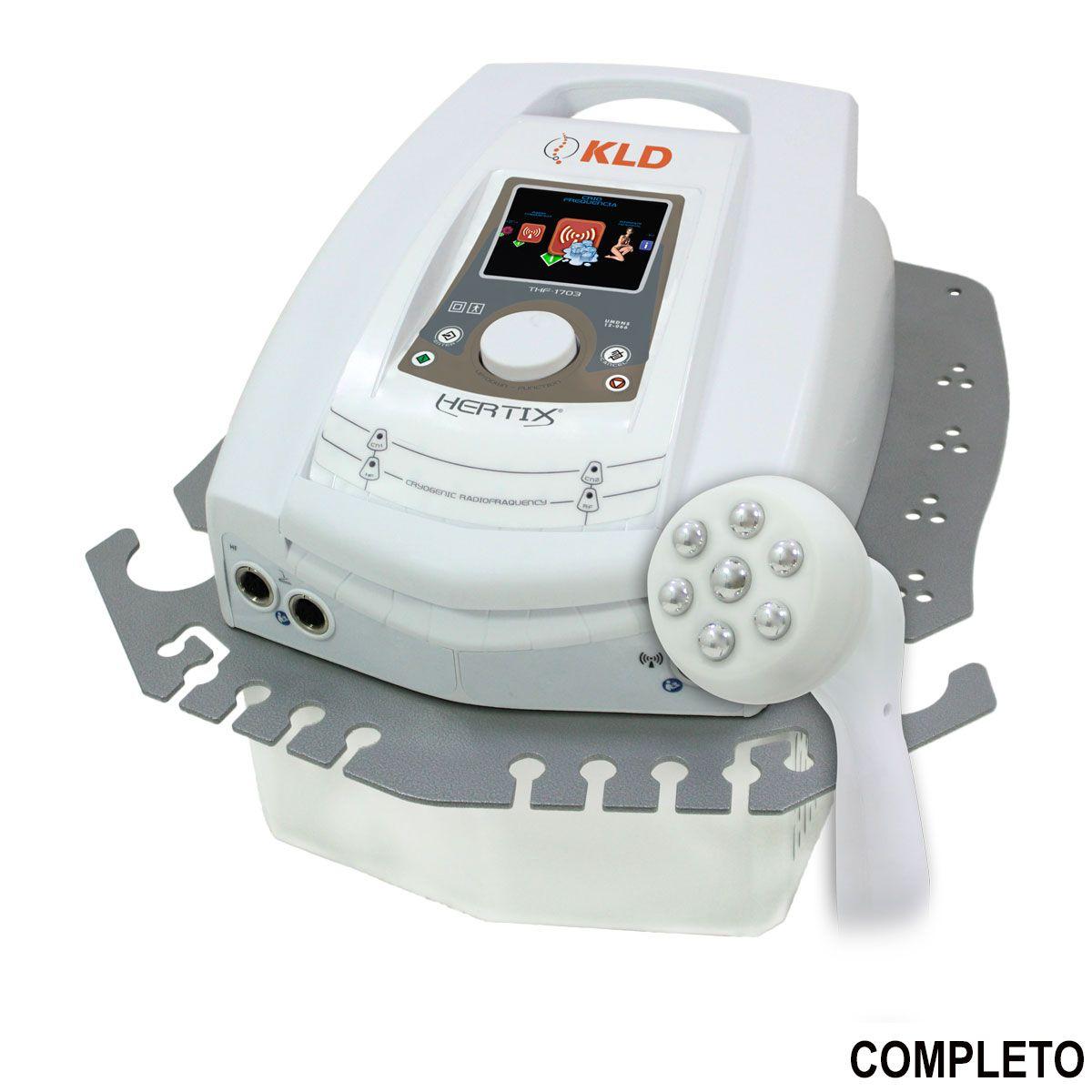 Hertix Smart Radiofrequência Criogênica THF 1703 COMPLETO - KLD