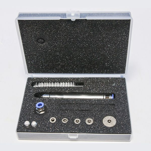 Kit Peeling Diamante 5 ponteiras Inox