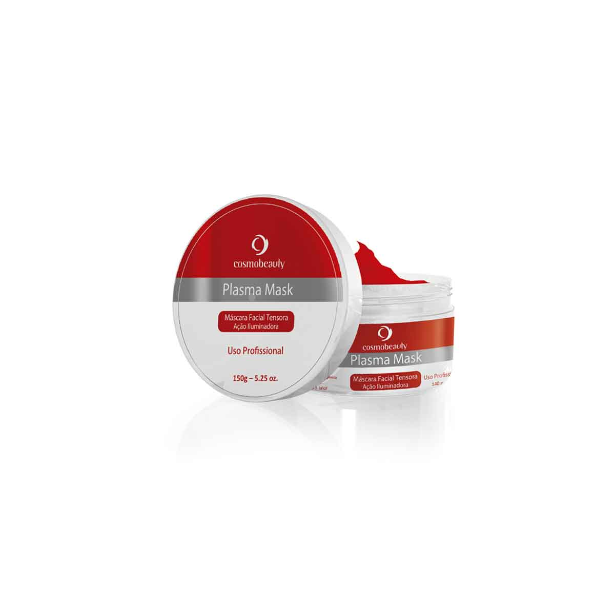 Máscara Facial Plasma Mask - 140g