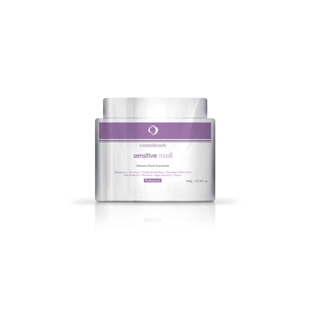 Máscara Facial Suavizante Sensitive Mask - 450g