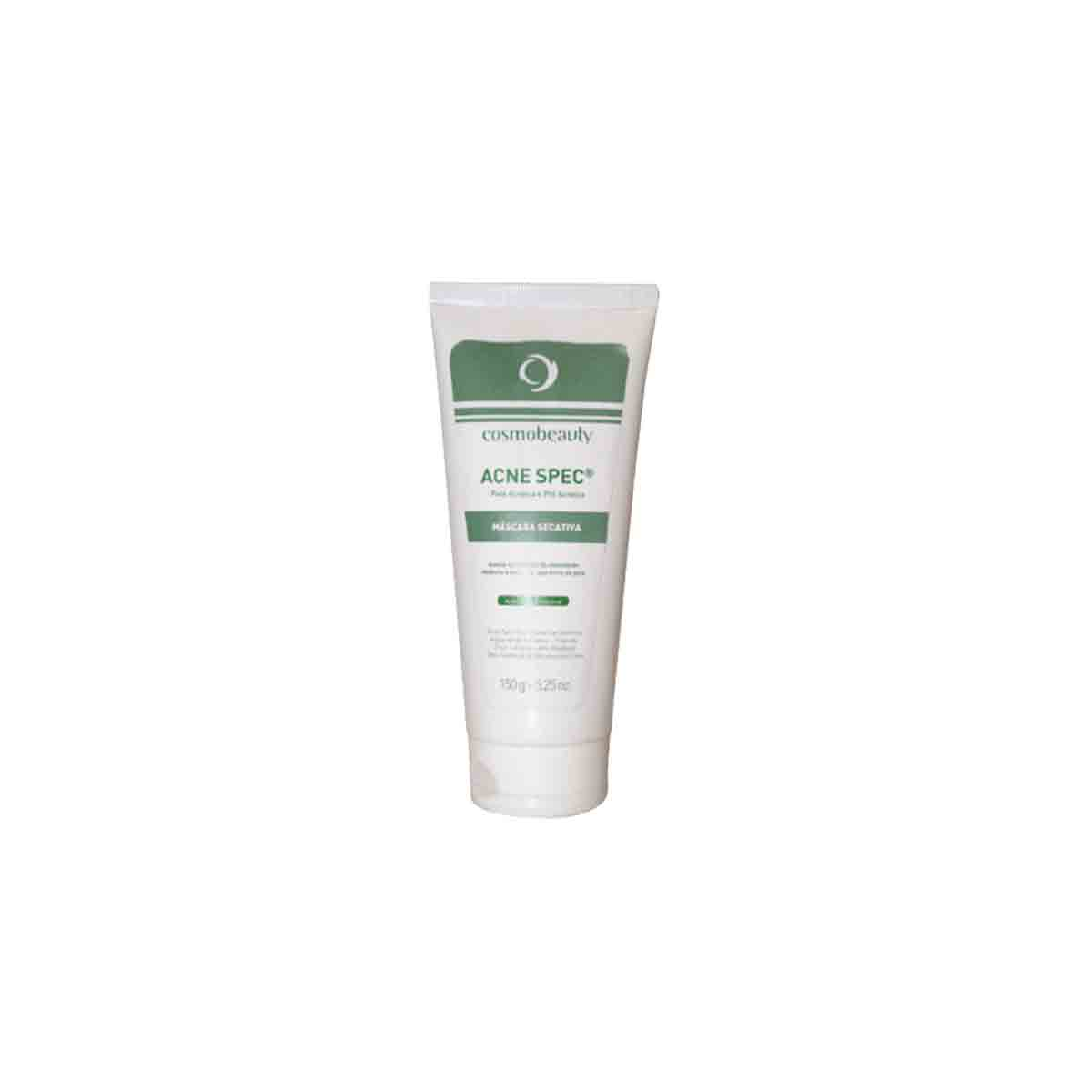 Máscara Secativa Acne Spec  - 150g