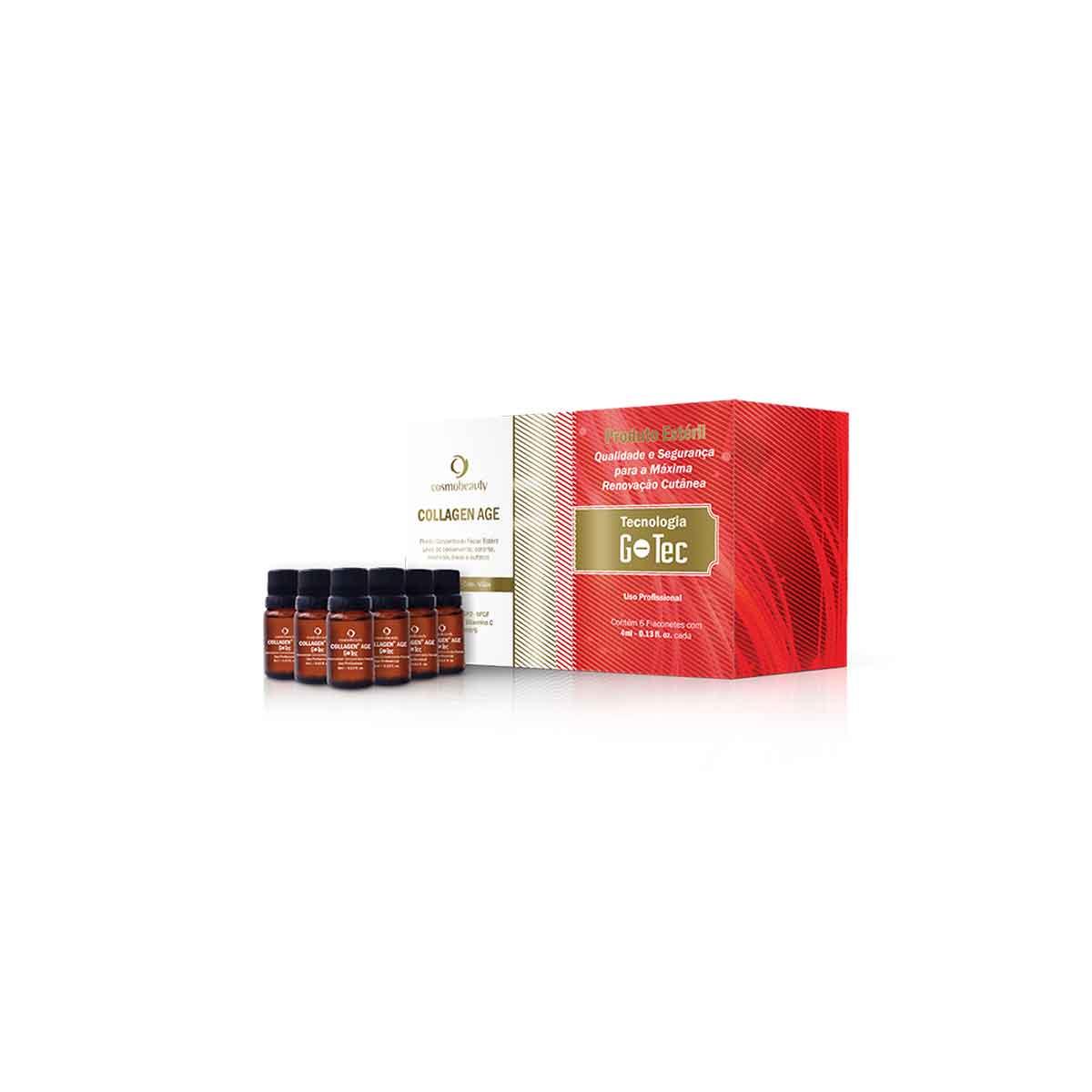 Monodoses Estéreis Collagen Age -  4ml