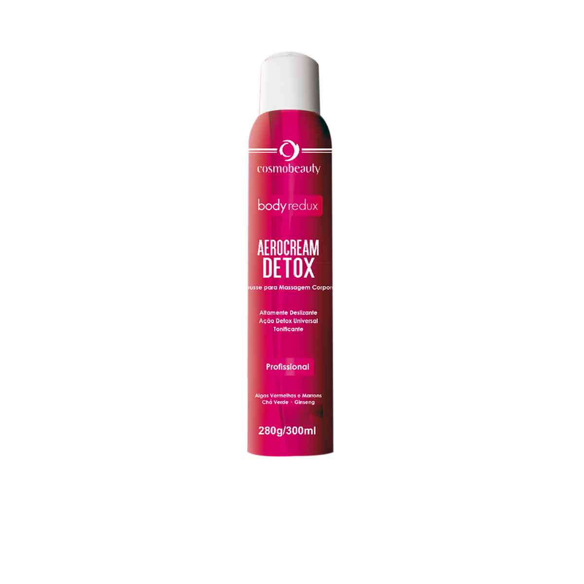 Mousse Para Massagem Body Redux Aerocream Detox  -  280g