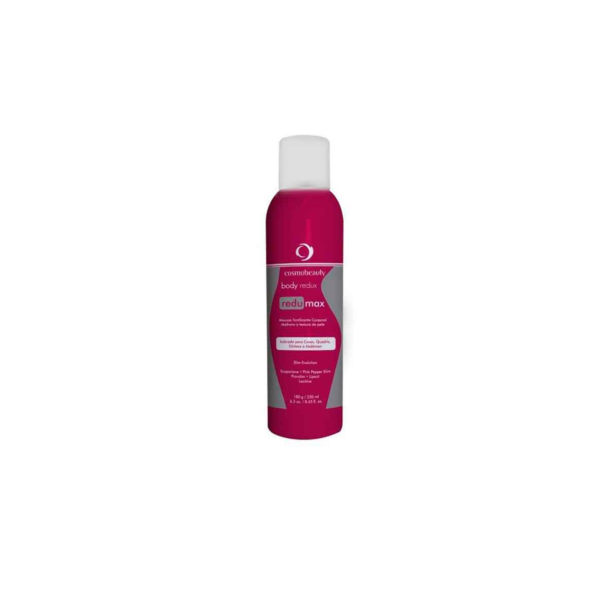 Mousse Tonificante Corporal Body Redux Redumax - 250ml