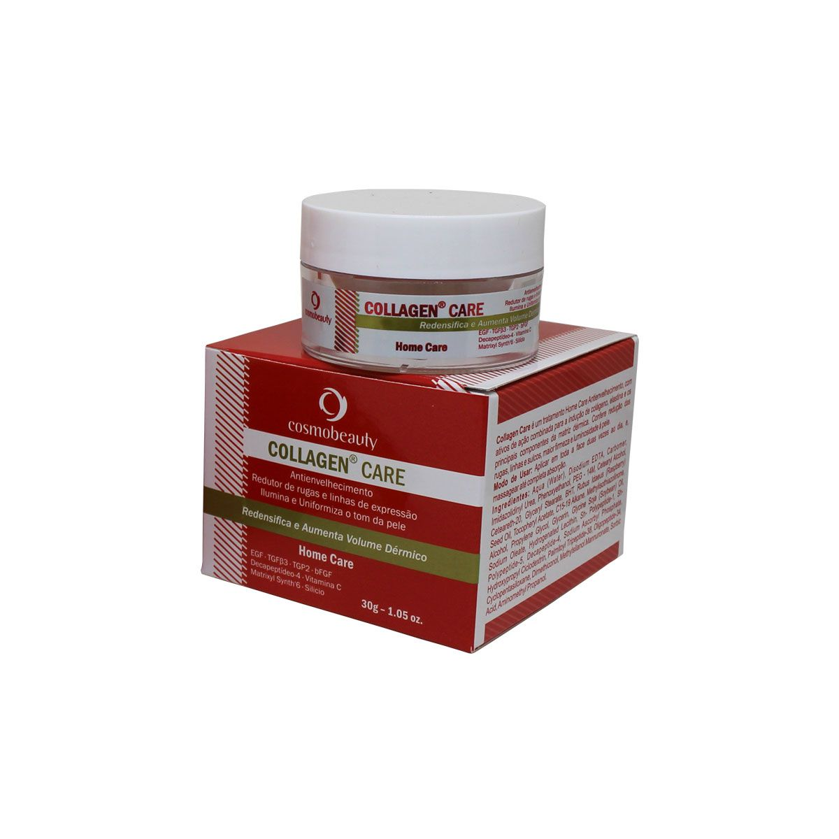 Redutor de Rugas Collagen Care - 30g