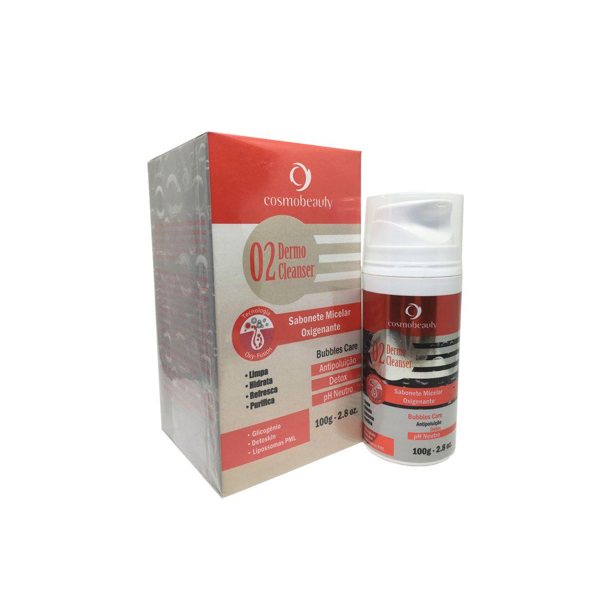 Sabonete 02 Dermo Cleanser 100g