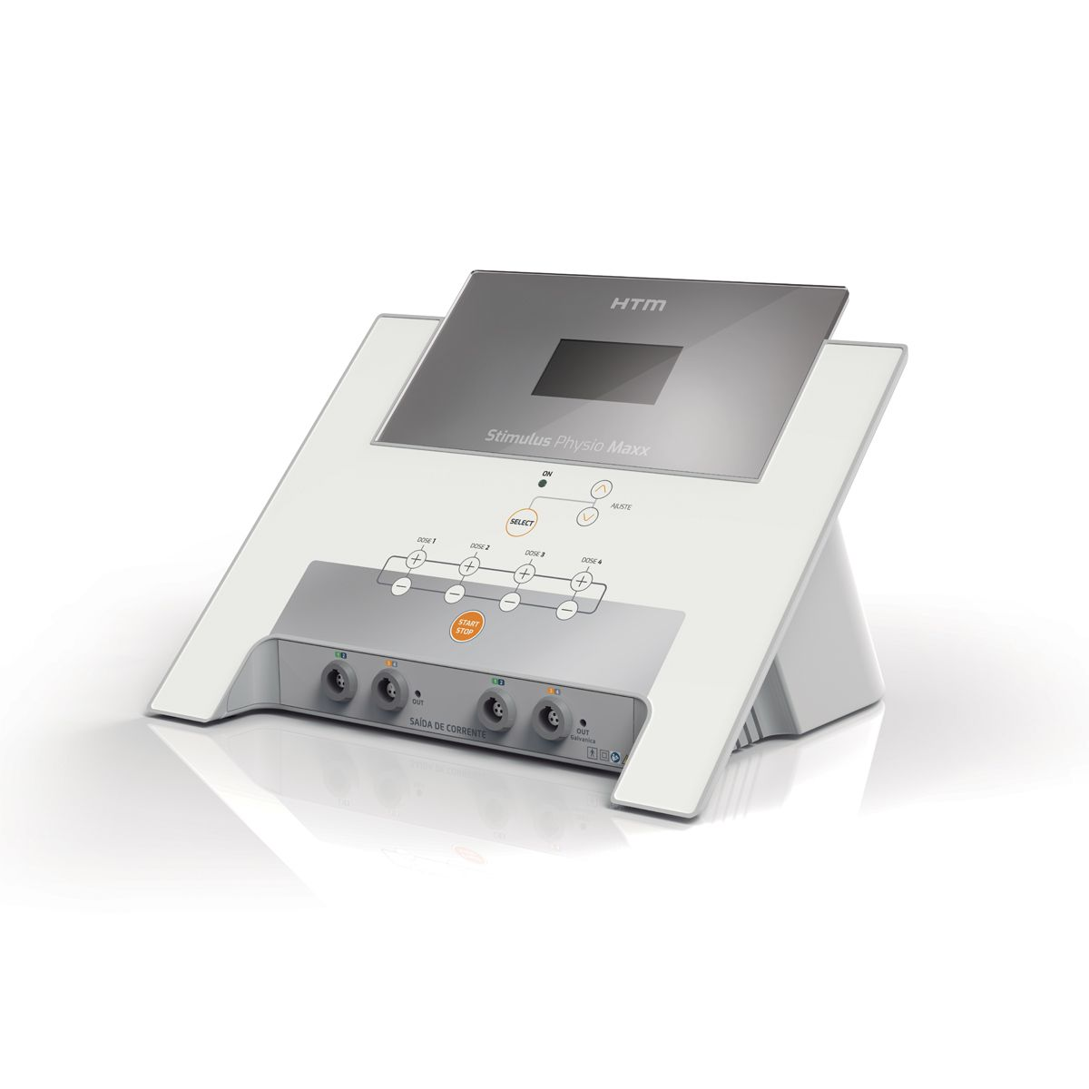 Stimulus Physio MAXX Correntes Excitomotoras - HTM