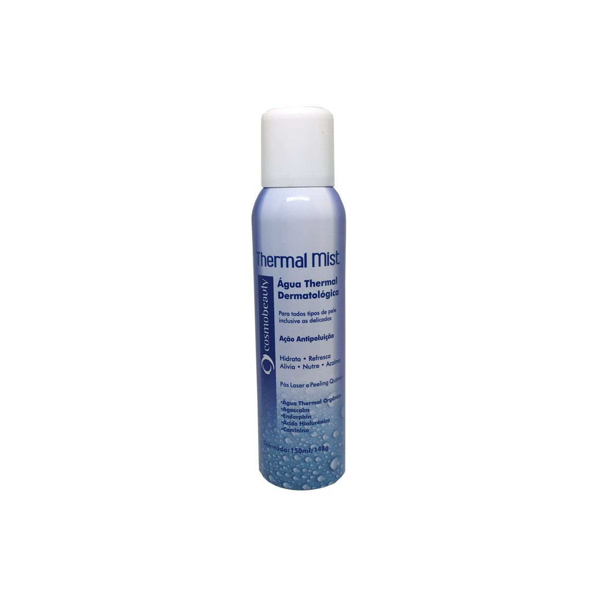 Thermal Mist Água Thermal -  150ml
